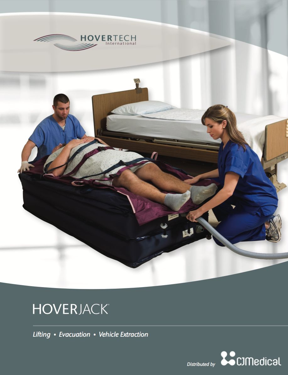 Hoverjack 174 Air Patient Lift Cj Medical Agency For