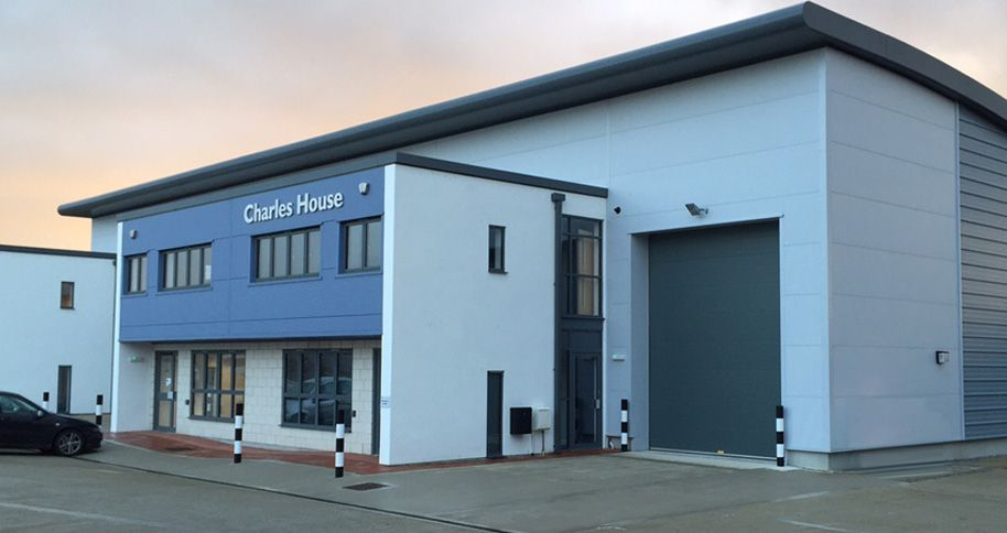 We have moved - Welcome to Charles House