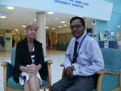 Medical first for North-East patients suffering chronic acid reflux