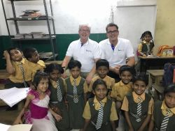 CJ Medical CSR Operating at Real Grass Roots Level in India