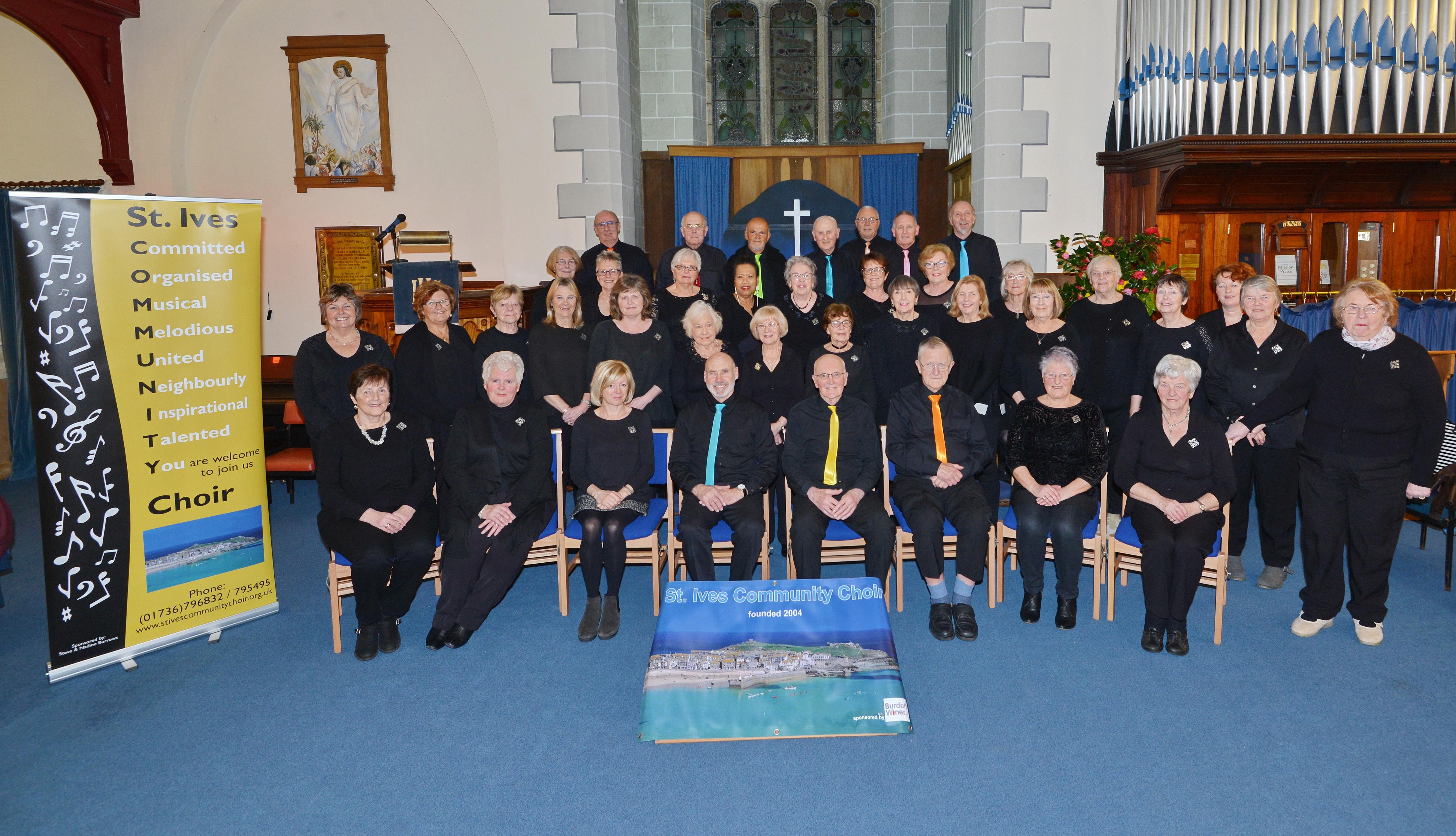 St. Ives Community Choir